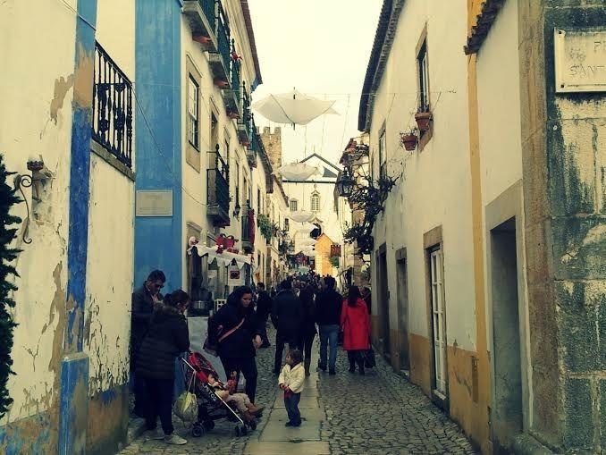 #Portogallo #Lisboa #Obidos
