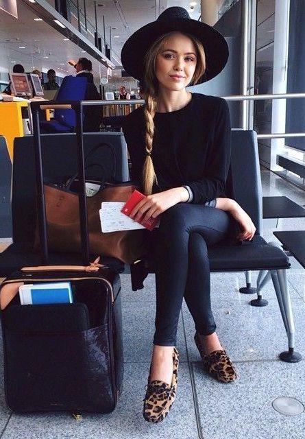Kissmyshoe - La communauté des shoes addicts | Comment porter les chaussures imprimées léopard  | http://kissmyshoe.com