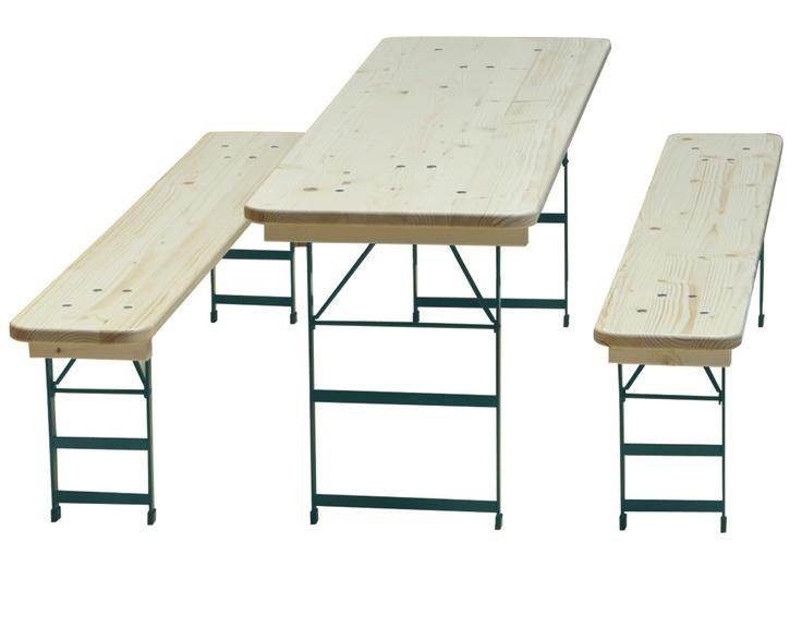 Children s Beer Garden Folding Wood Table and Bench Set   459 99. 33 best Beer Garden Furniture images on Pinterest