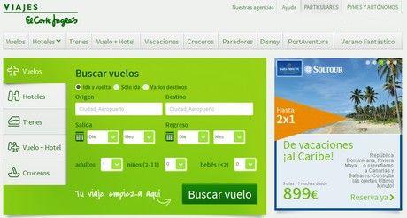 soltour bahia principe vacaciones caribe 2x1 viajeselcorteingles ofertas catalogo promocion productos julio 2014 rebajas