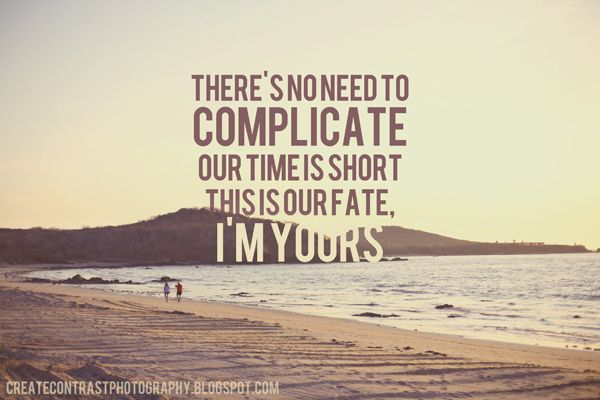 I'm Yours Jason Mraz Lyrics | Recent Photos The Commons Getty Collection Galleries World Map App ...
