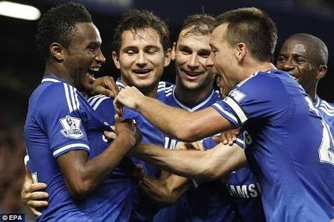 John Mikel Obi names his best Chelsea players of all time in 11 aside team: read what he said here