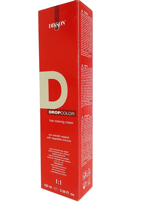 Dikson Drop Color Hair Cream Golden Series Mediun Golden
