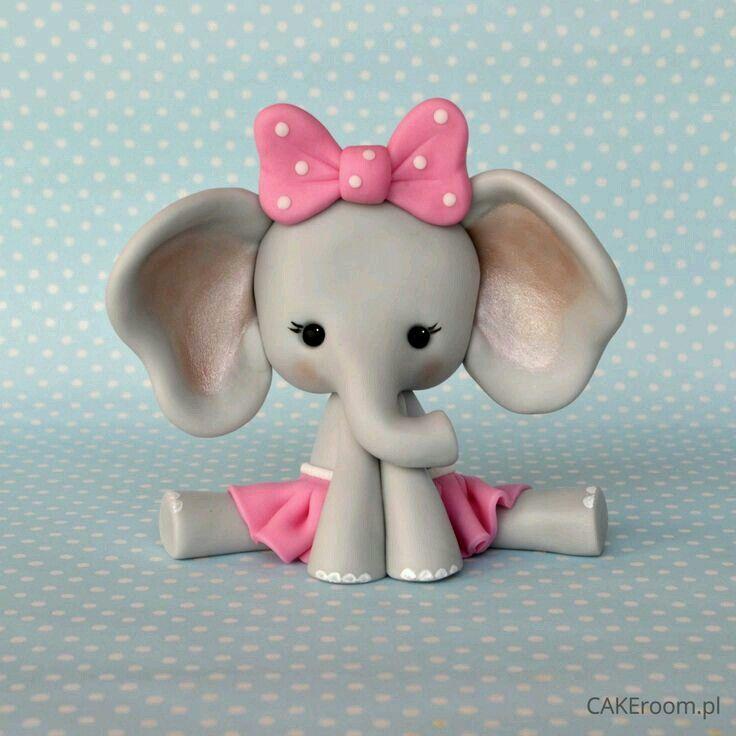 petit éléphant TROP CUTE