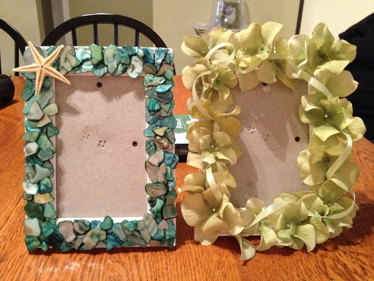17 Best Images About Decorate A Frame On Pinterest