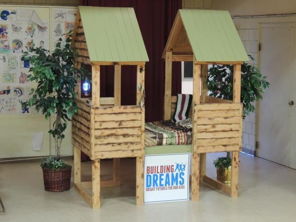 Treehouse Adventure Bed Alternate Beach Hut Bed Do It