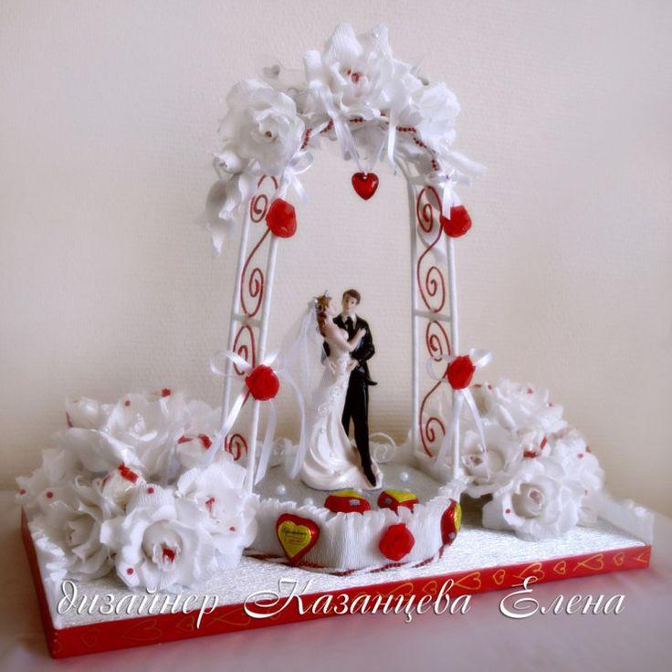 Gallery.ru / Фото #26 - свадебные композиции с конфетами - kazantceva