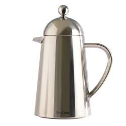 Double Walled Stainless Steel Cafetiere Conical 6 Cup / 600ml | Cafetieres from ProCook