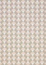 €66,90 Prezzo per rotolo (per m2 €12,55), Tutte le carte da parati, Tessuto base: Carta da parati TNT, Superficie: Liscio, Effetto: Effetto stampato a mano, Opaco, Design: Elementi grafici, Colore di base: Grigio beige, Arancione marrone tenue, Bianco crema, Colore del disegno: Grigio beige, Arancione marrone tenue, Bianco crema, Caratteristiche: Buona resistenza alla luce, Bassa infiammabilità, Rimovibile, Stendere colla sul muro, Lavabile
