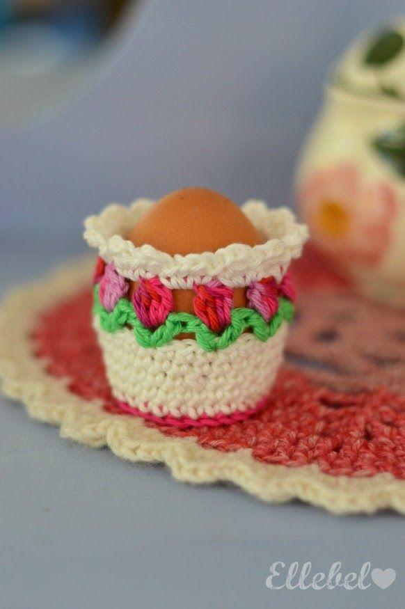 Free egg warmer pattern