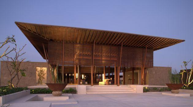 Alila Villas Uluwatu Bali Clubs Vernacular Architecture with A ...
