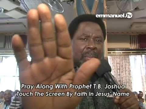 POWERFUL PROPHETIC PRAYER!!! | TB Joshua