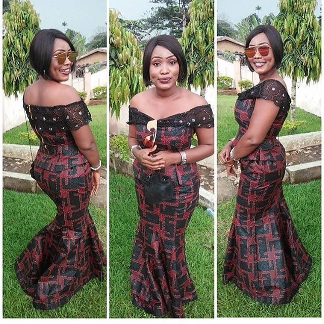 We are here again with some lovely latest Ankara styles 2017 that you will love to see....