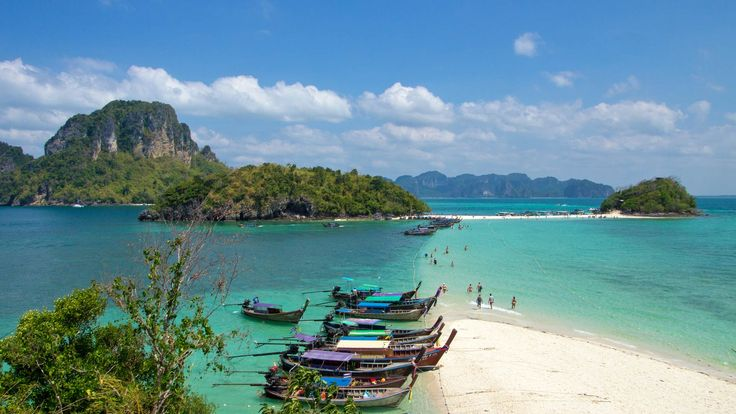 Krabi island hopping | Travel blog about Southeast Asia: Home is where your Bag is