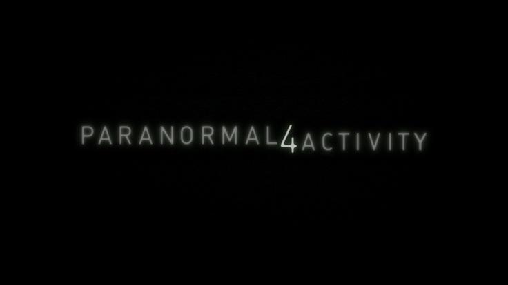 Paranormal Activity 4 - Paramount Lot - 10/26