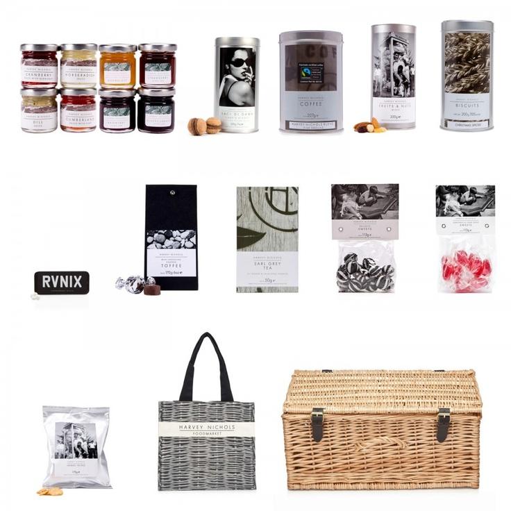 Harvey Nichols Traveller basket.   Need my address : ) PD