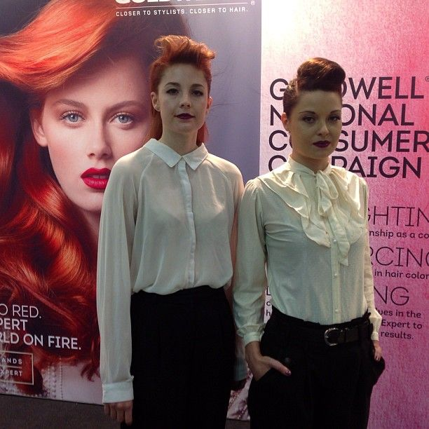 Goldwell at Salon Melbourne