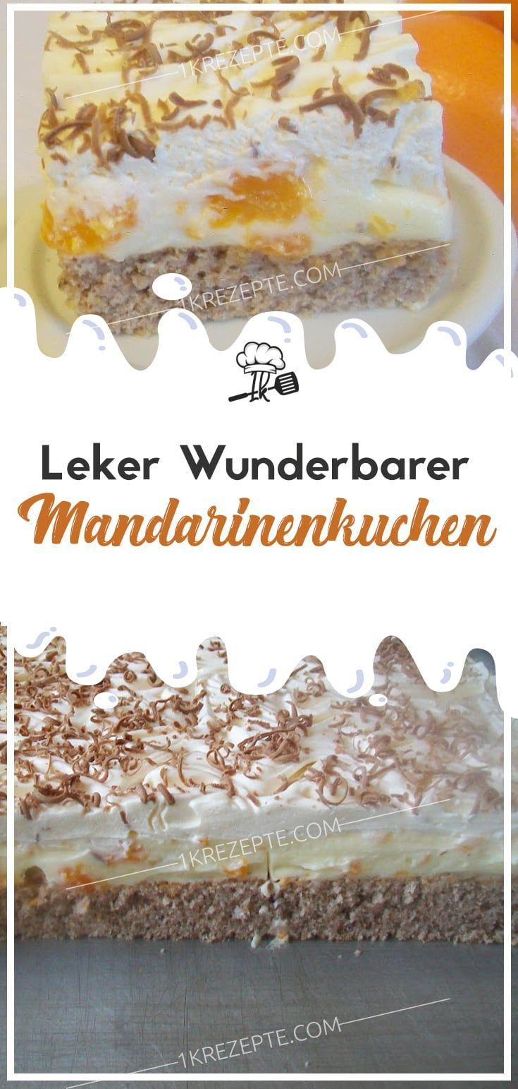 Leker Wonderful Mandarin Cake – Seite 2 von 2   – 25 leckere Bäckerei