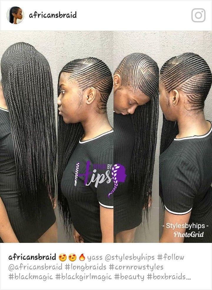 Pin By Tricia On Lemonade Braids Cool Braid Hairstyles