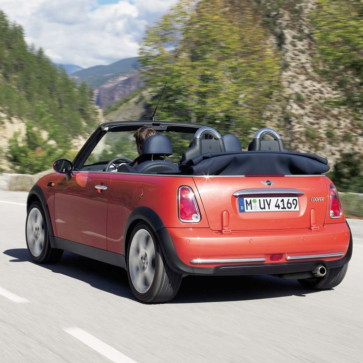 The MINI Convertible: ten years as the epitome of stylish open-top driving fun