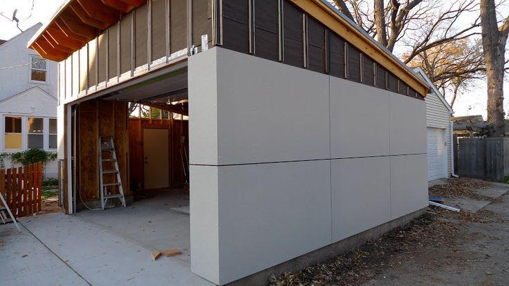 13 best ledgestone diy you make at home images on for Modern shed siding
