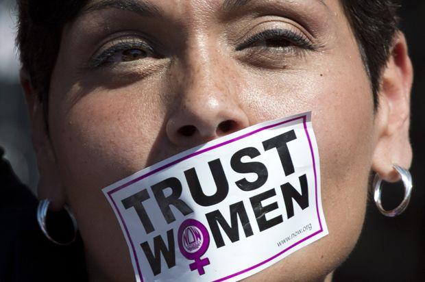 Fighting back against anti-feminist backlash: Women can win the Trump era's new culture war