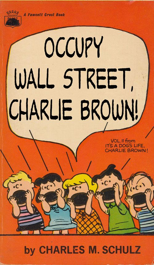 For $.50 Lucy will club you in the head. #OccupyCharlieBrown OccuPieGame.com