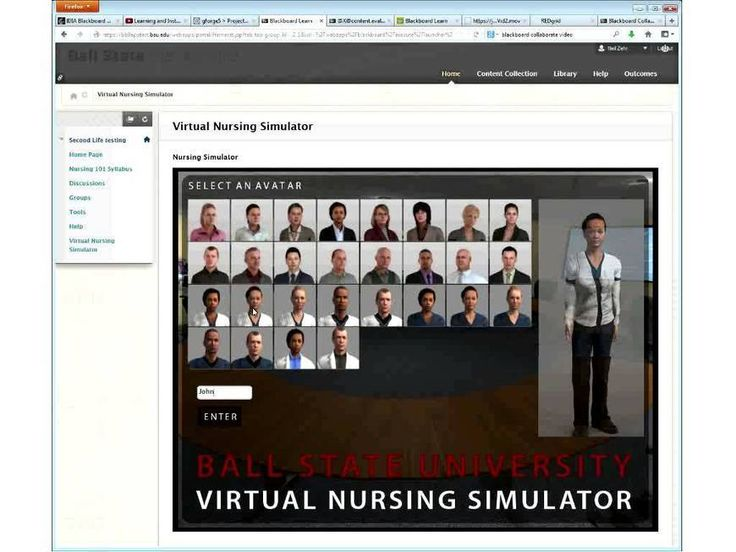 Integrating Virtual Worlds Within Blackboard Learn And CourseSites