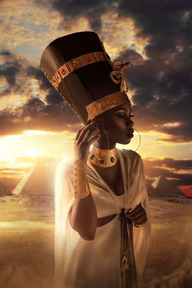 Black Hair  The History Of Self-Hatred  Egypt  Black -4425