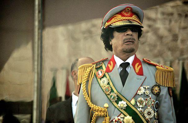 Entertainment One & Palomar Team For 'Gaddafi' Series From 'Gomorrah' Writer Roberto Saviano