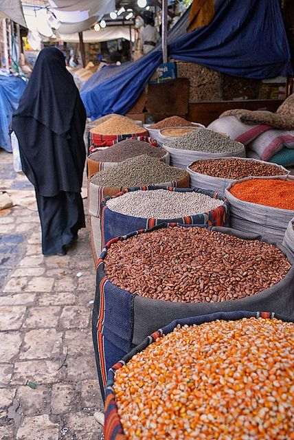 Suq, Sana'a, Yemen | Flickr - Photo Sharing!