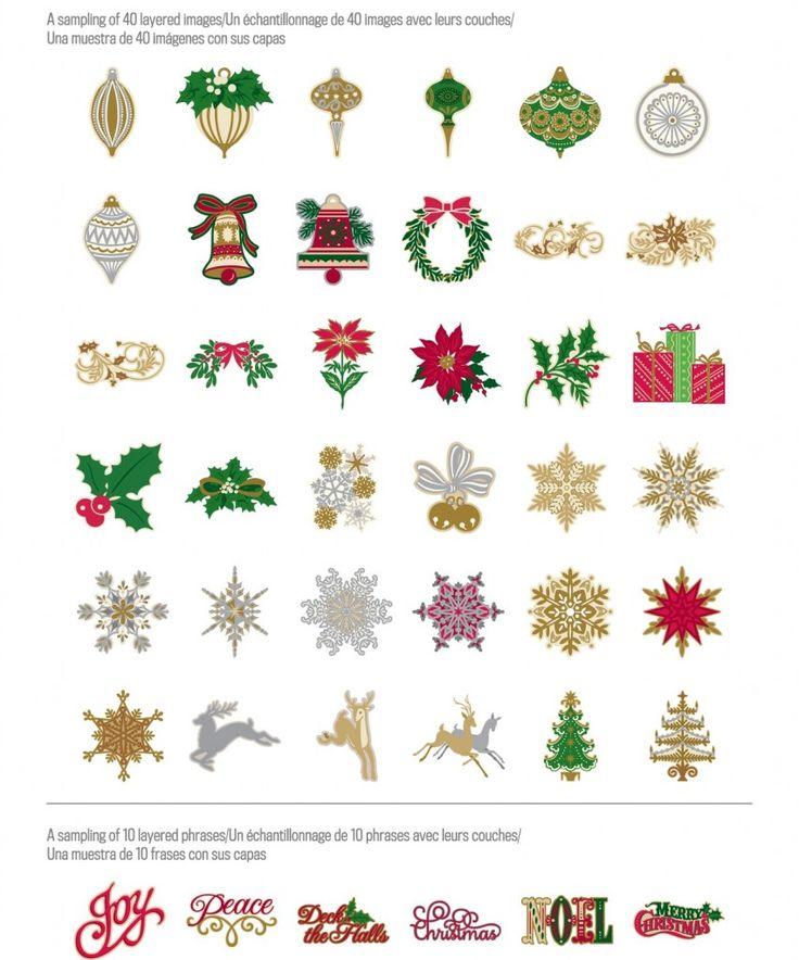On The Blog: Cricut Winter Wonderland Cartridge by Anna Griffin