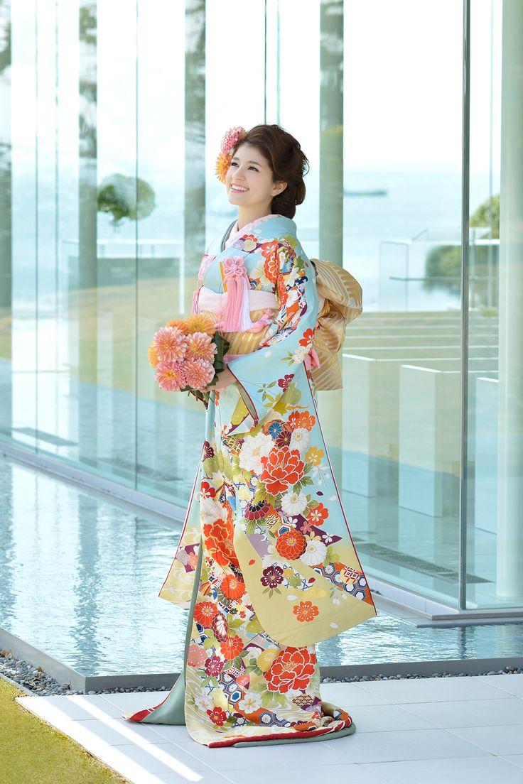 Best 68 和装 images on Pinterest   Wedding kimono, Asia and Geishas