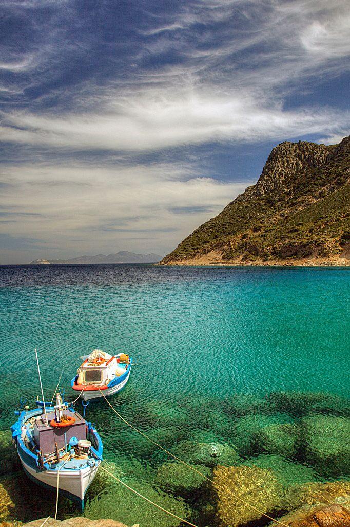 Aegean Blue, Kos Island, Greece. For luxury hotel deals in Greece visit www.mediteranique.com/hotels-greece/
