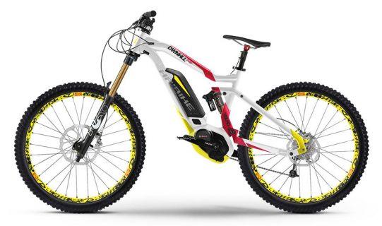 mtb elettrica haibike Xduro3 Downhill Pro