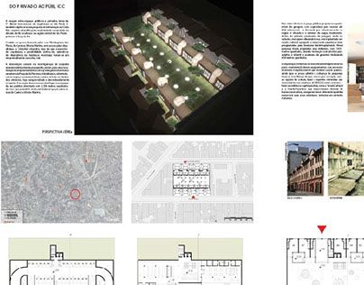 "Check out new work on my @Behance portfolio: ""Cristo Rei - Mixed Use Project - VII São Paulo Bienal"" http://on.be.net/1O7uCYf"