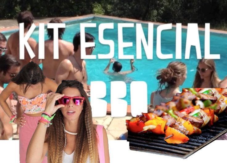 Kit esencial BBQ! ☼ Barbecue + Outfits