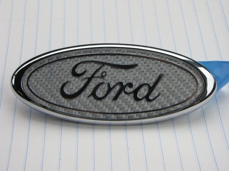 Custom Ford Emblem - Page 2 & Best 25+ Ford emblem ideas on Pinterest   Ford Ford company and ... markmcfarlin.com