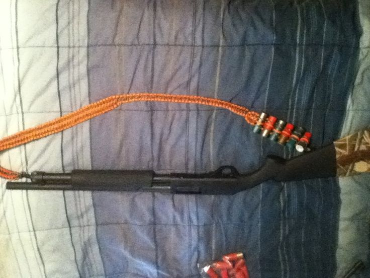 This instructable is going to show how to make a gun sling out of 550 paracord. This is my first instructable please leave some positive feedback on how clear the ...