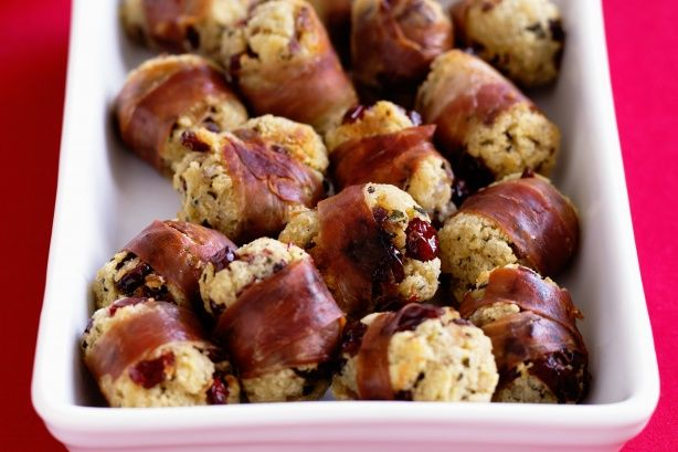 This tasty stuffing makes a fabulous Christmas side dish and is really more-ish!