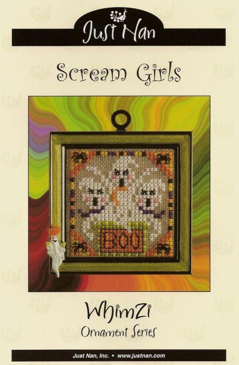 Scream Girls (Pg 1 of 2)