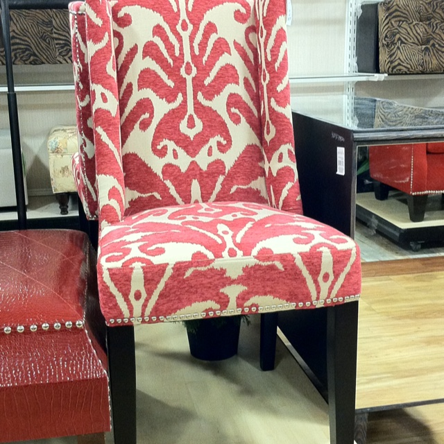 Cynthia Rowley chenille brocade dining chairs at the Richmond HomeGoods   I ve seen them. 23 best Dining images on Pinterest   Cynthia rowley  Home goods
