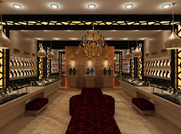 Jewelry Design, jewelry decoration , jewelry interior design (2)