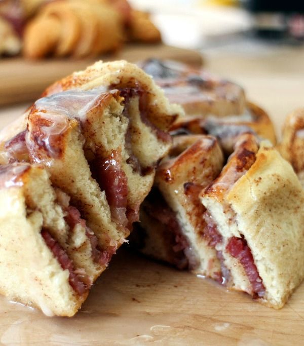 bacon cinnamon rolls recipe for bacon cinnamon rolls