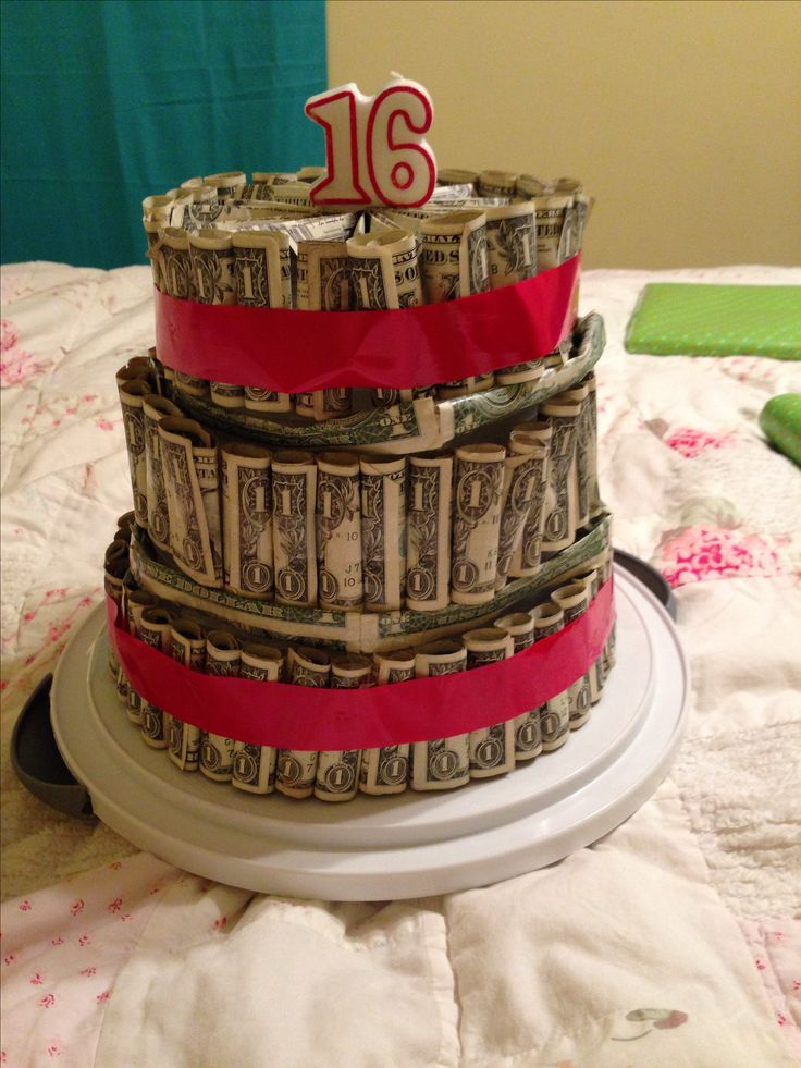The 25 best Money birthday cake ideas on Pinterest