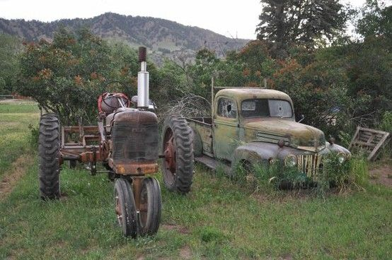 Best 25 Old Farm Equipment Ideas On Pinterest Tractor