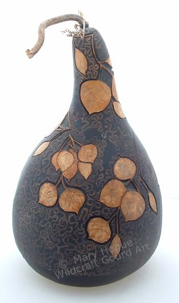 Gourd Art Mary Hogue
