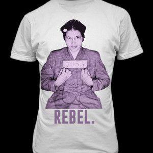 Rosa Parks - Rebel