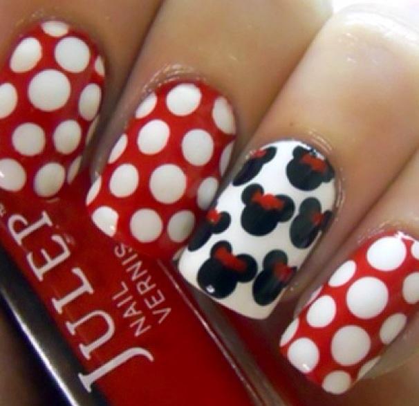 Pok-a-dot & Mickey Mouse ❤