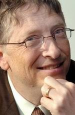 Bill Gates ( #BillGates ) - an American business magnate, Philanthropist, Investor, Computer Programmer and inventor that originally established his reputation as the co-founder of Microsoft - born on Friday, October 28th, 1955 in Seattle, Washington, United States